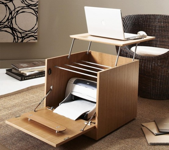 Ergonomic-Laptop-desk-for-small-room