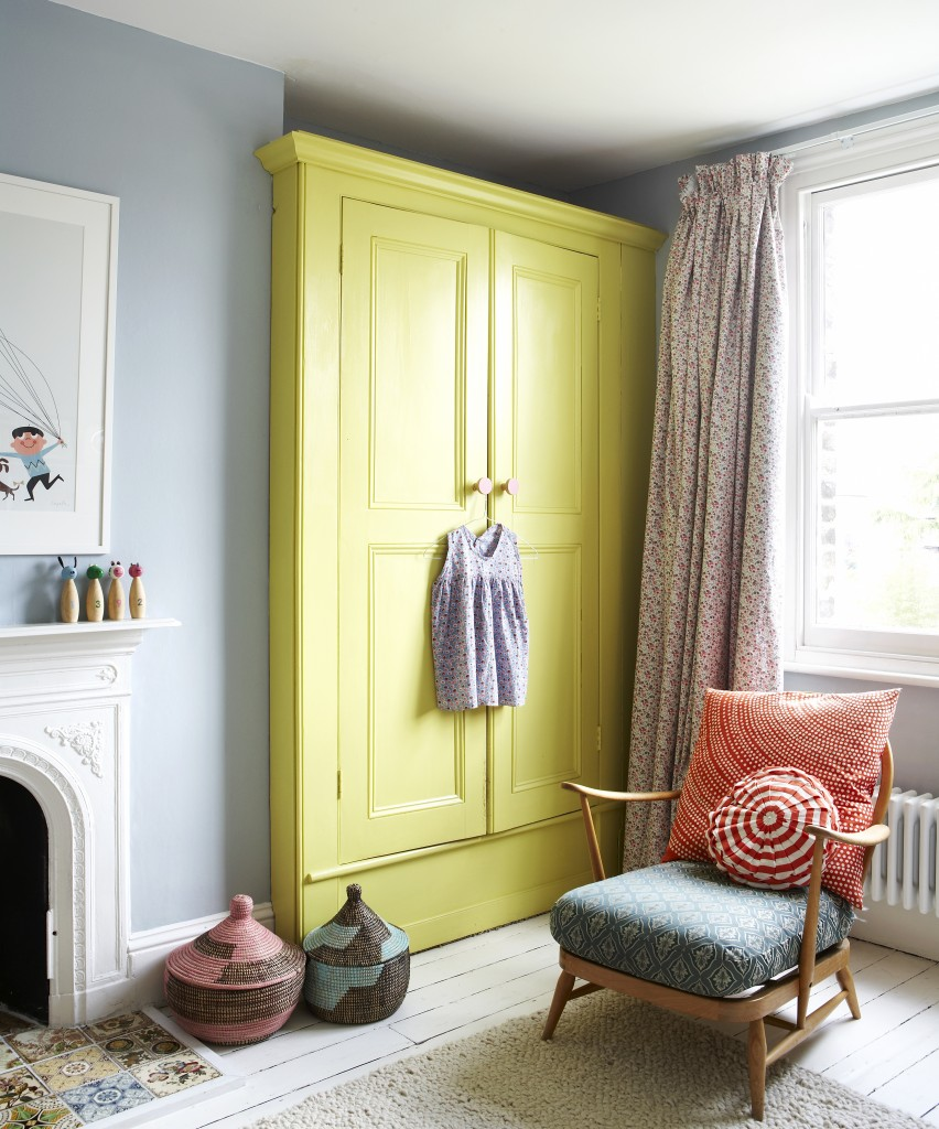 Girls-bedroom-Jill-Macnairs-Yellow-Dresser