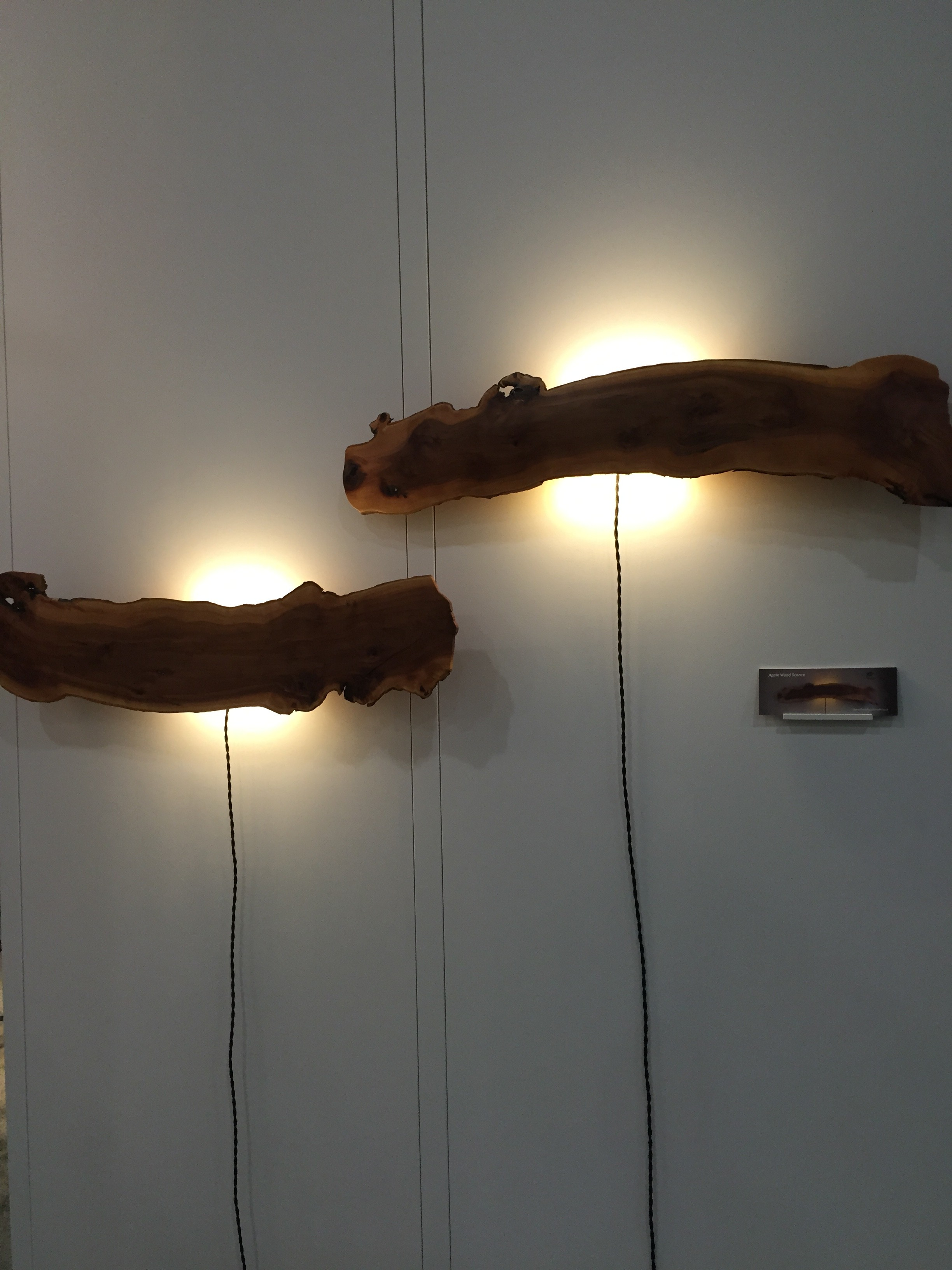 Henderson Live Edge sconce2 ICFF