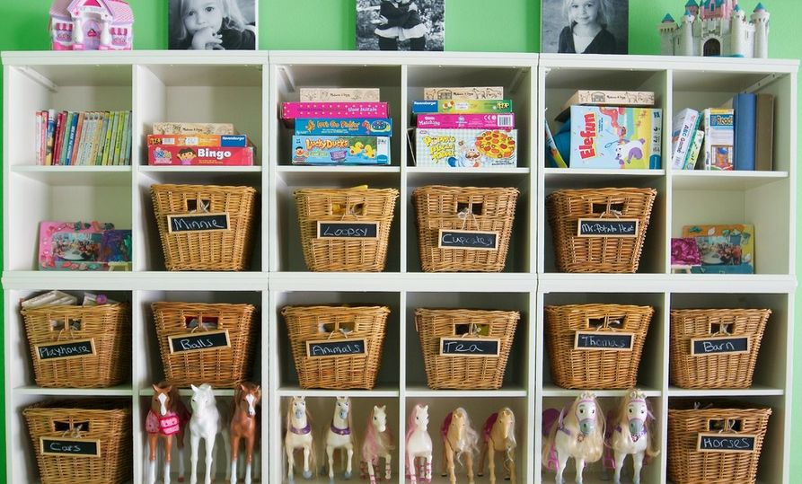 Etonnant Kid Friendly Playroom Storage Ideas You Should Implement