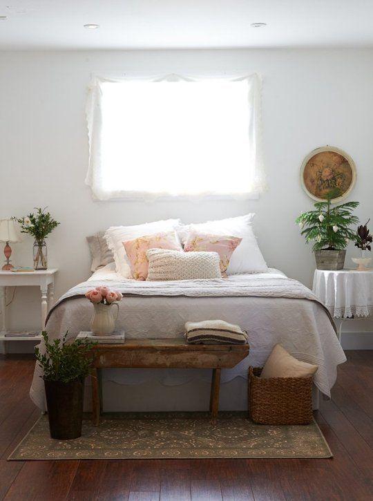 Negative Space white room