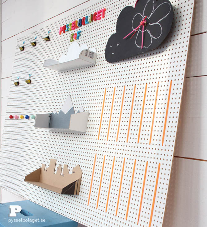 Pegboard-for-kids