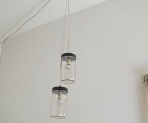 Creating A Mason Jar Ceiling Light Adds Shine To Your Home