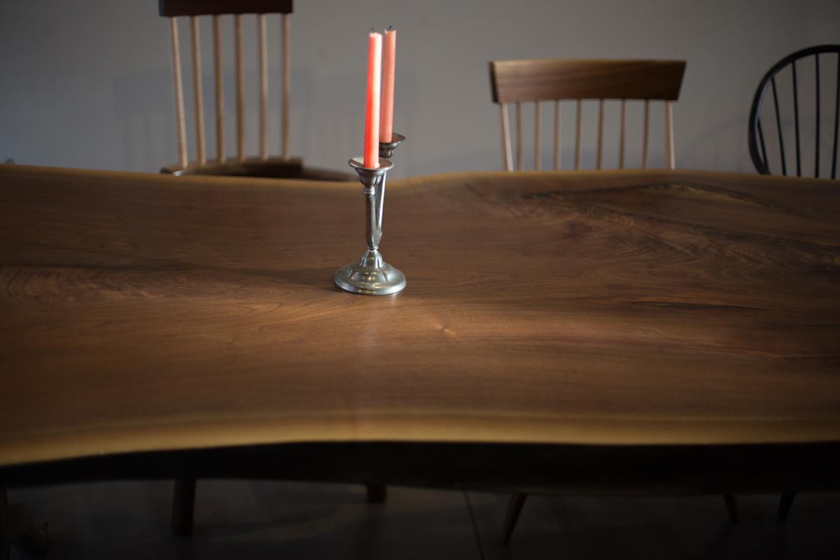 Sentient Dining Detail
