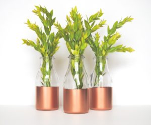 Having Fun With Copper Spray Paint – 11 DIY ideas