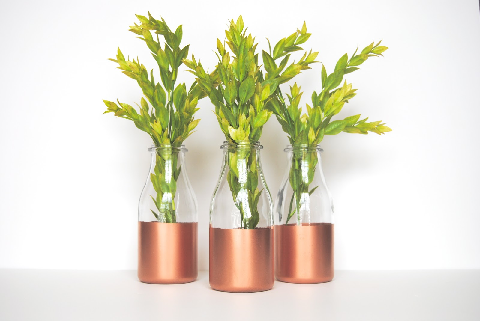 Having Fun With Copper Spray Paint 11 Diy Ideas