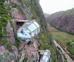 Two Modern Capsules Show How To Enjoy Life Adventurously