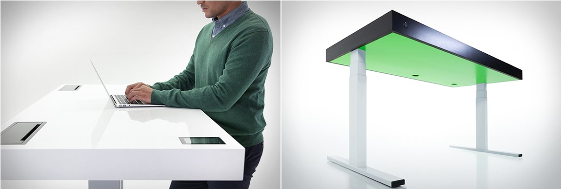 Stir Kinetic standing desk