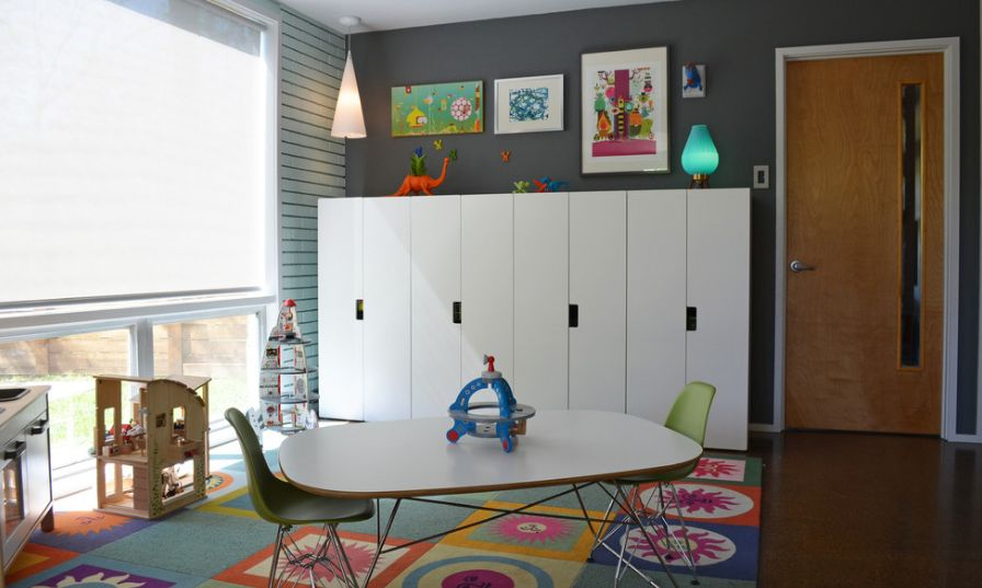 Kid Friendly Playroom Storage Ideas You Should Implement
