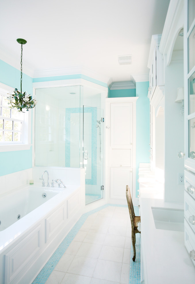 blue color bathroom discovering blue paint in 20 beautiful ways 12130