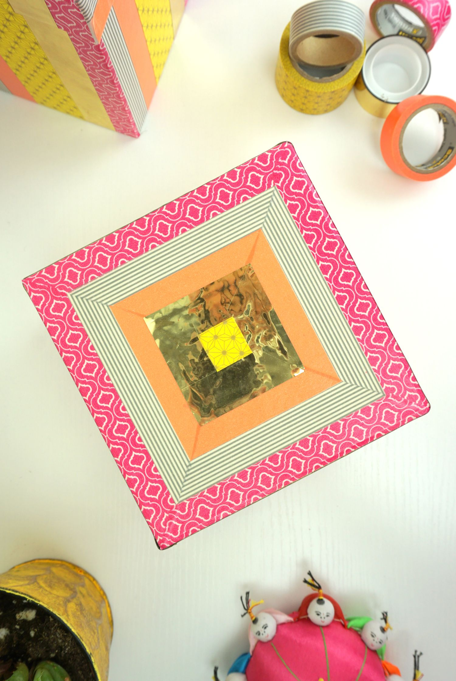 Washi-Tape-Decorative-Boxes-Finished