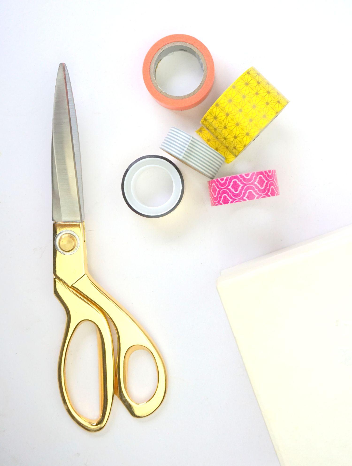 Washi-Tape-Decorative-Boxes-Materials