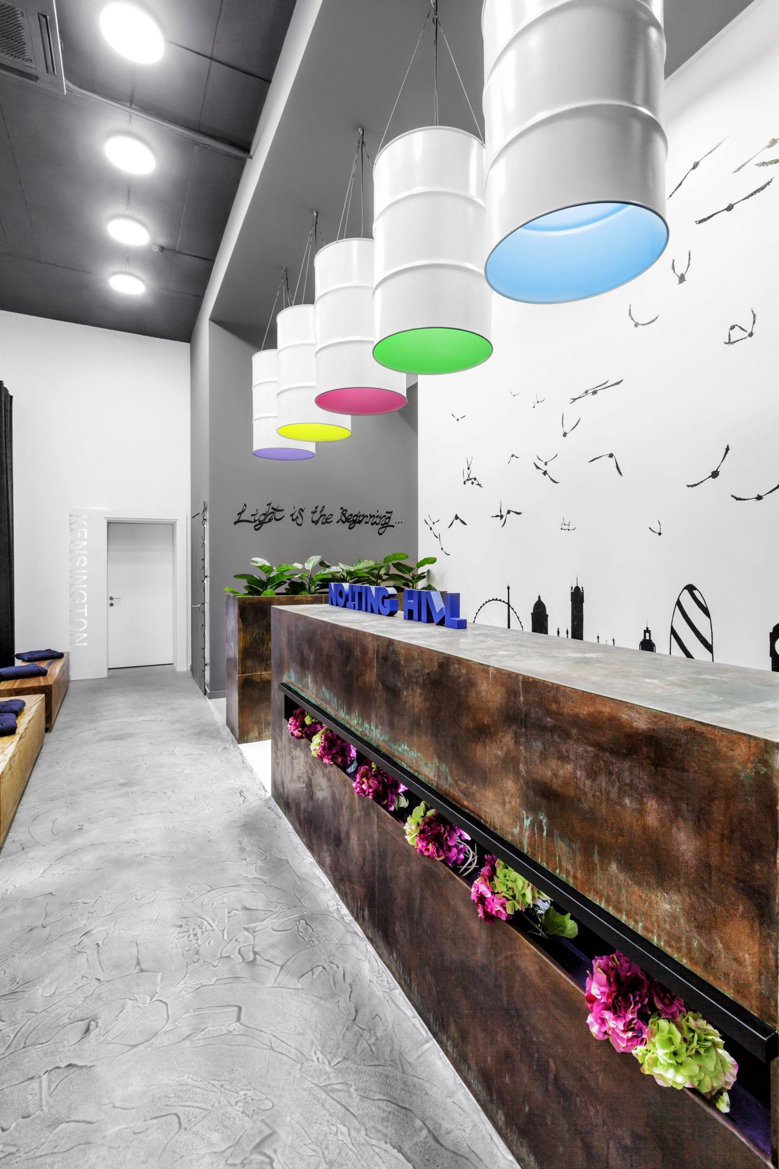 Yumakov architects reception