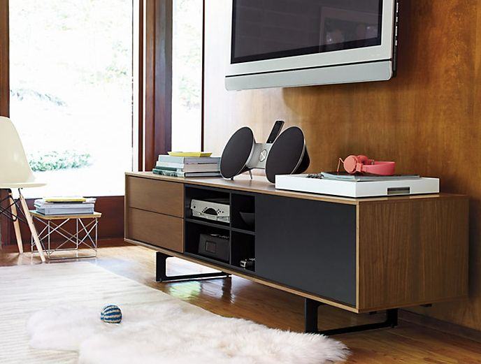 Modern Media Unit modern media console designs showcasing this style's best features