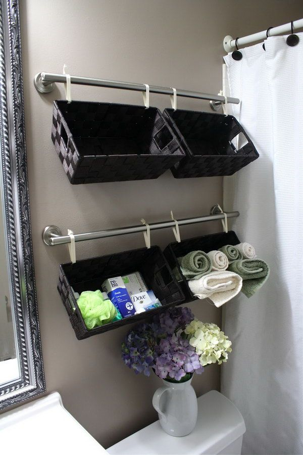 black-baskets-above-toilet