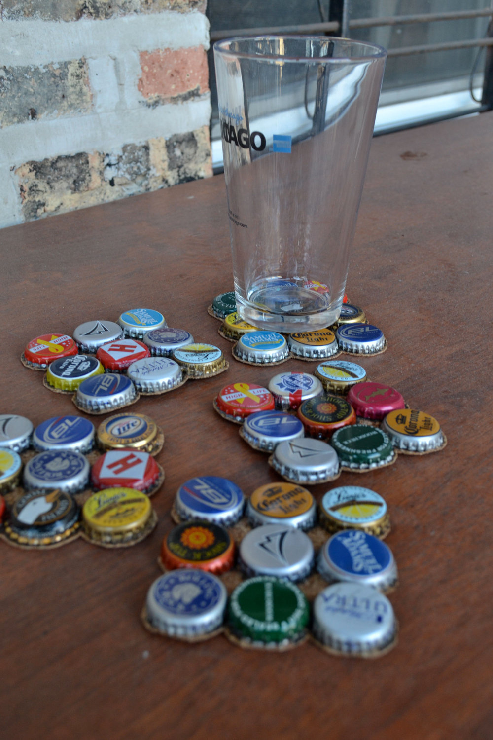 50 tips and ideas for a successful man cave decor bottlecaps coaster amipublicfo Images
