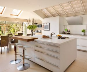 Modern Skylight Shades To Adjust The Light With
