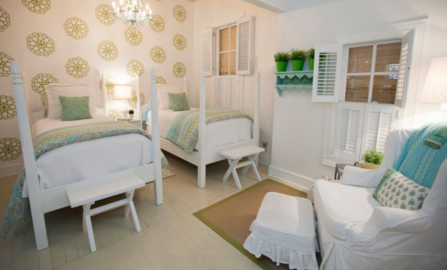 Charming Youth Age Bedroom