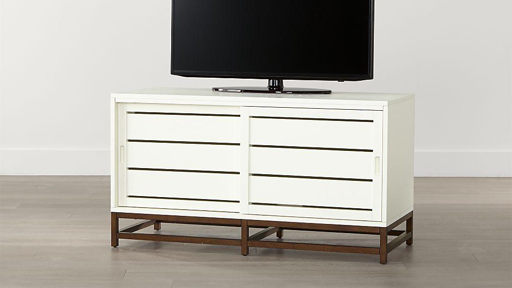 clapboard-white-48-media-console