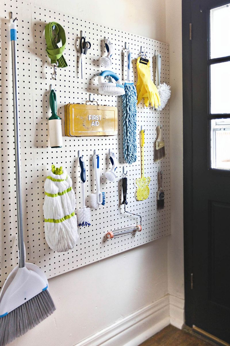 cleaning-tools-pegboard