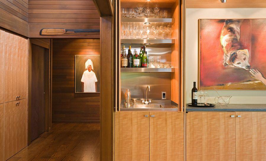 Kompakt-Küche-für-Bar-Zubehör