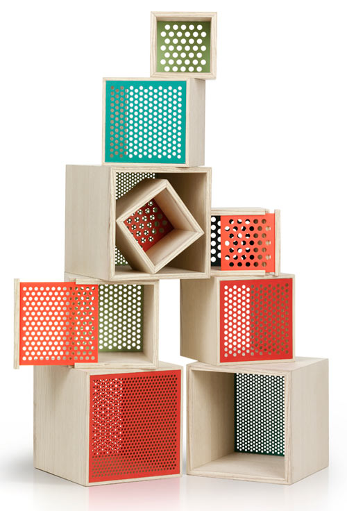 Down To Basics Decorating With Cube Furniture