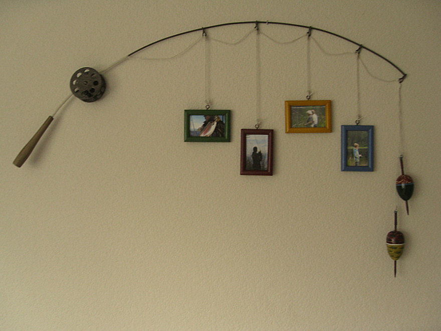 fishing-pole-picture-frame
