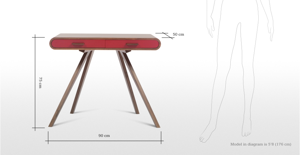 fonteyn-desk-walnut-and-red