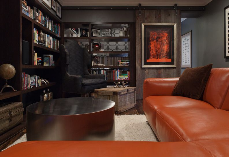 Awesome Furniture For Man Cave Decor
