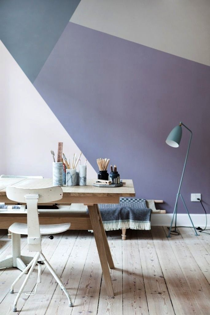 geometric-wall-painted