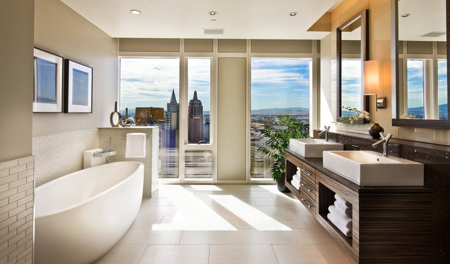 las-vegas-bathroom-view