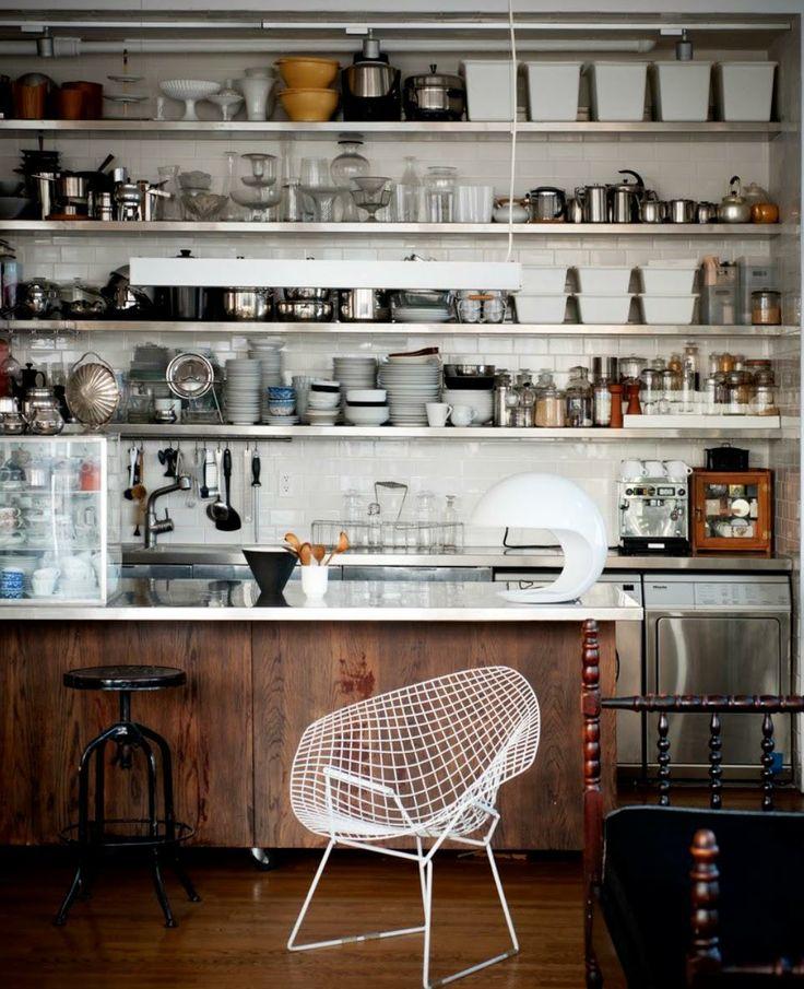 Loft-Stil-Küche-Design