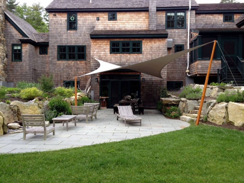 Modern Art & 20 Stylish Outdoor Canopies For the Home