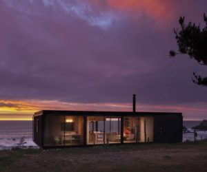 Modular Prototype Home Built in Only 45 Days