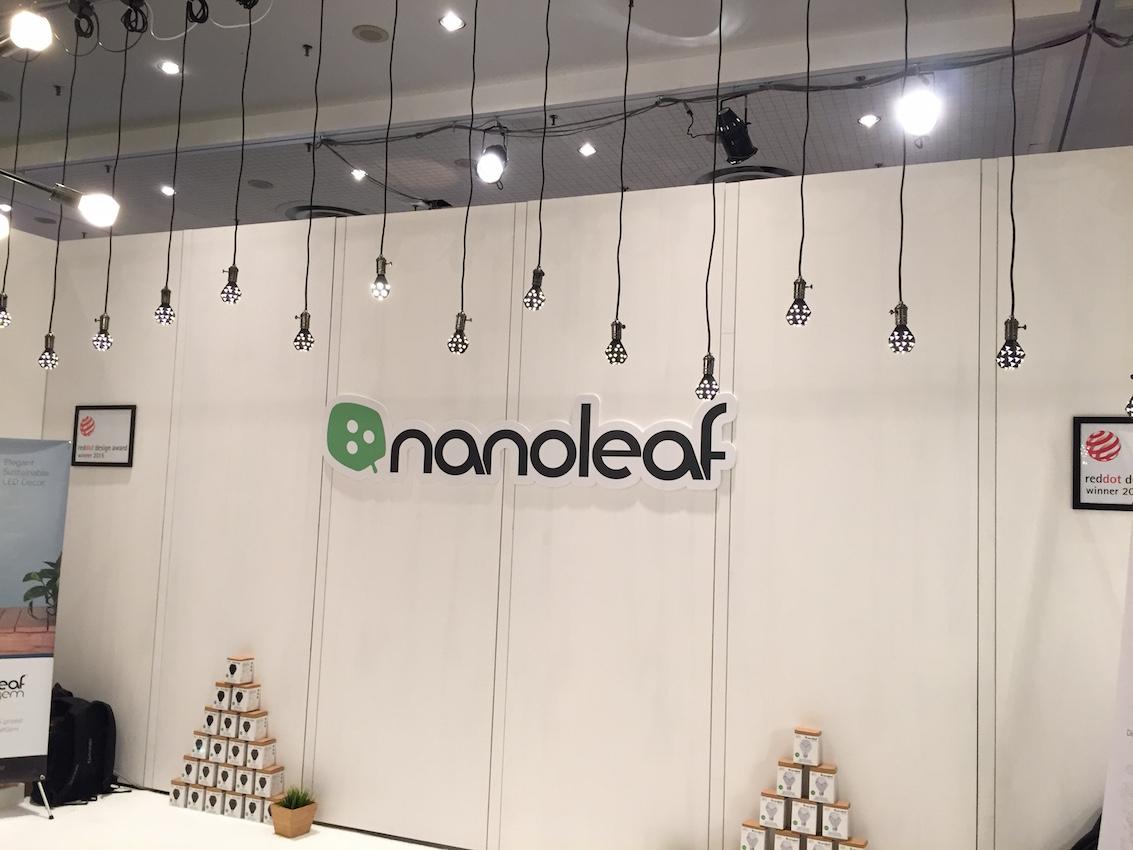 nanoleakf icff