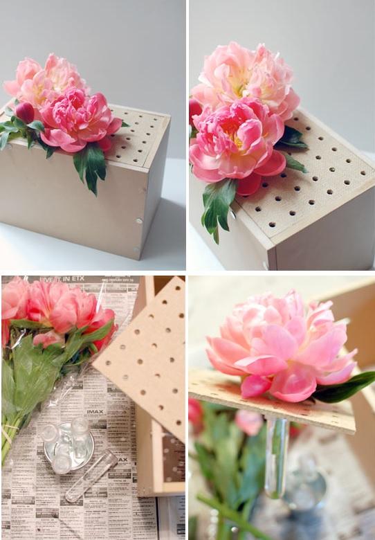 pegboard-flower-vase