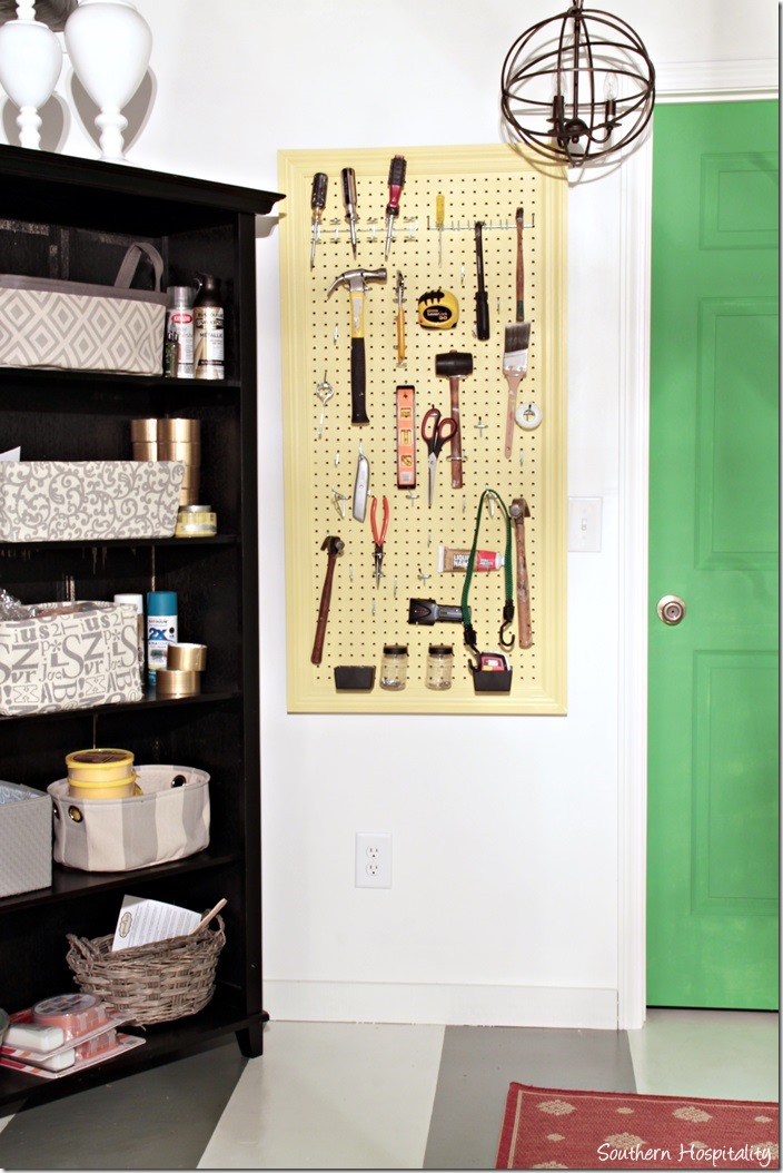pegboard-on-wall-for-tools