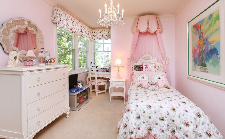 pink-princess-room