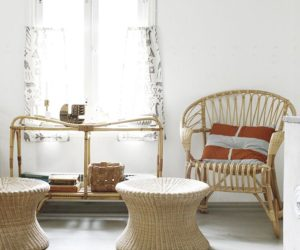 Trend Spotter: Rattan Furniture