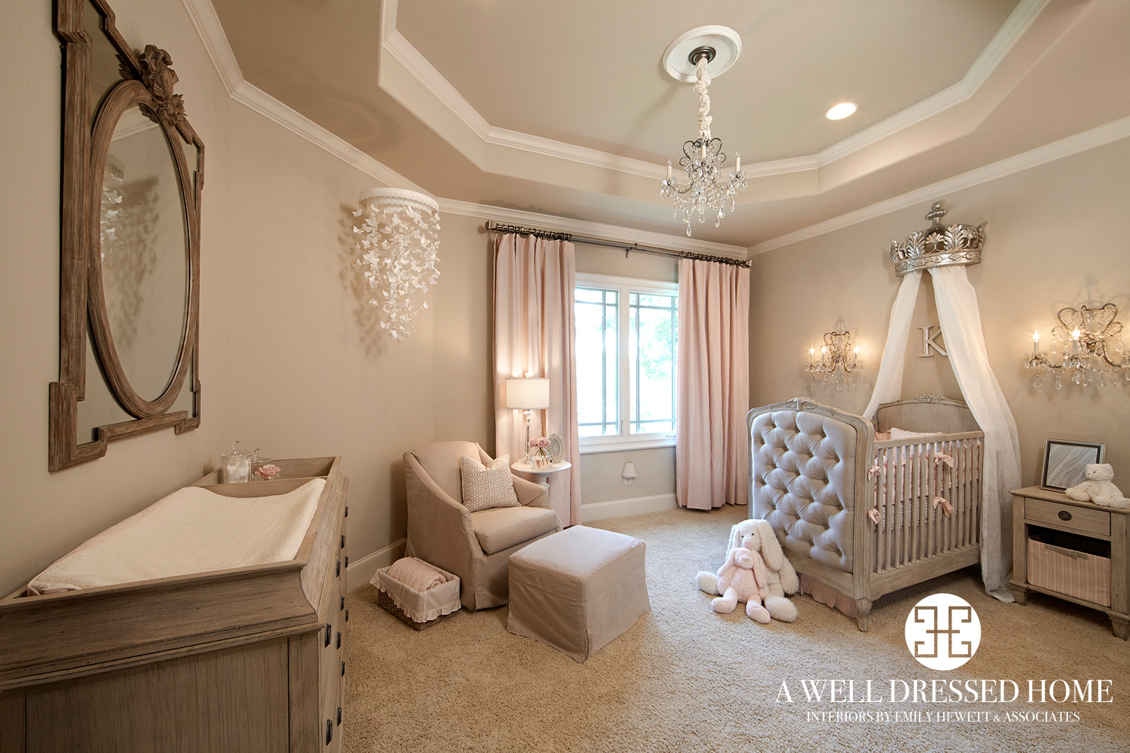 Simplicity And Elegance Nursery