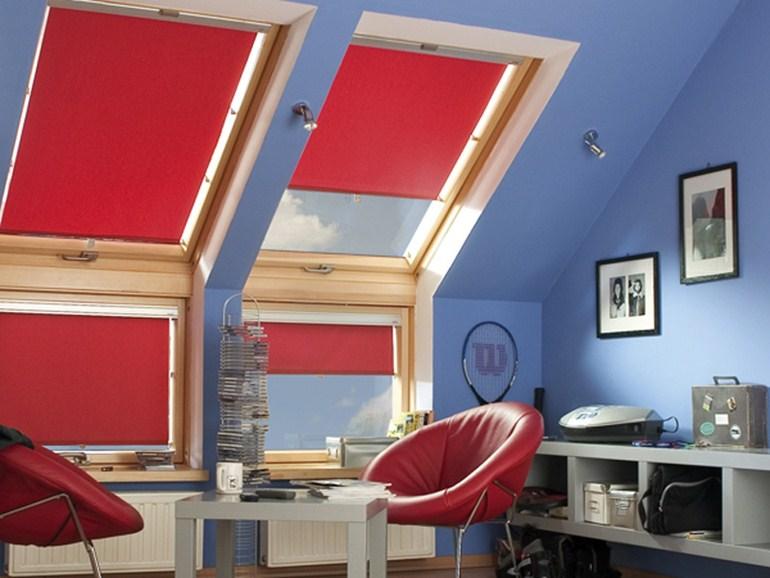 skylight-roller-shade