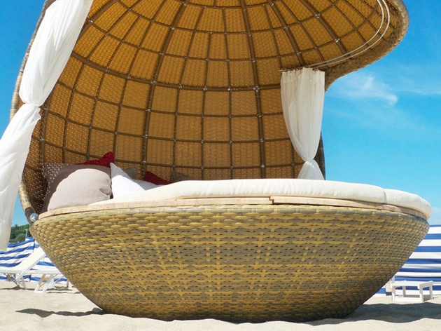Genial Stylish Beach Cocoon Seating