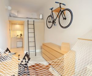 Micro Apartment Proves 13 Isn't Always An Unlucky Number