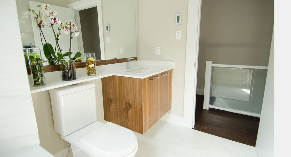 Small Bathroom Options over the toilet storage and design options for small bathrooms