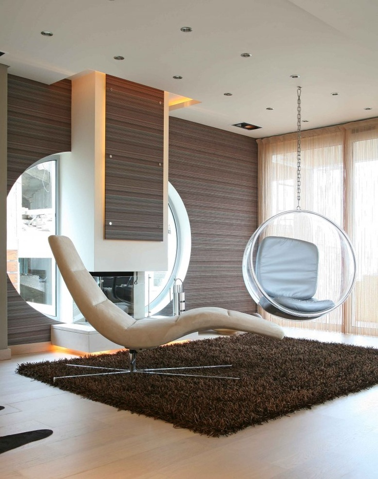Transparent Bubble Chair Ceiling Hanging