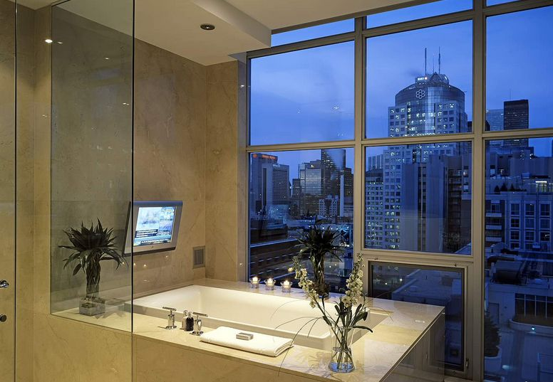 Incroyable Turn The Bathroom Into A Relaxig Oasis View In Gallery
