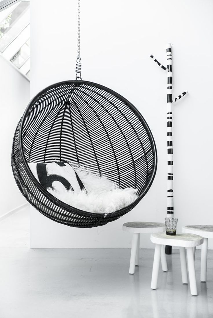 Wicker Bubble Chair
