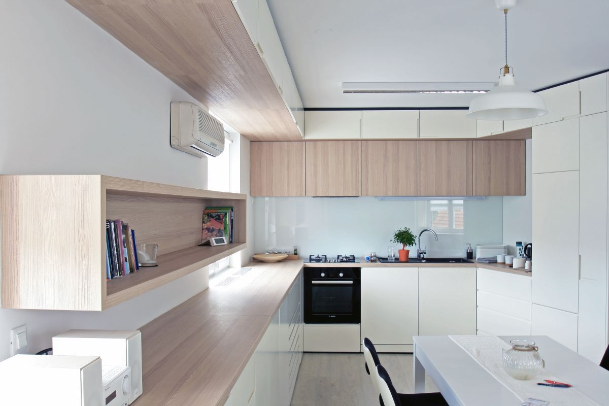 Zagreb Apartment Kitchen Interior