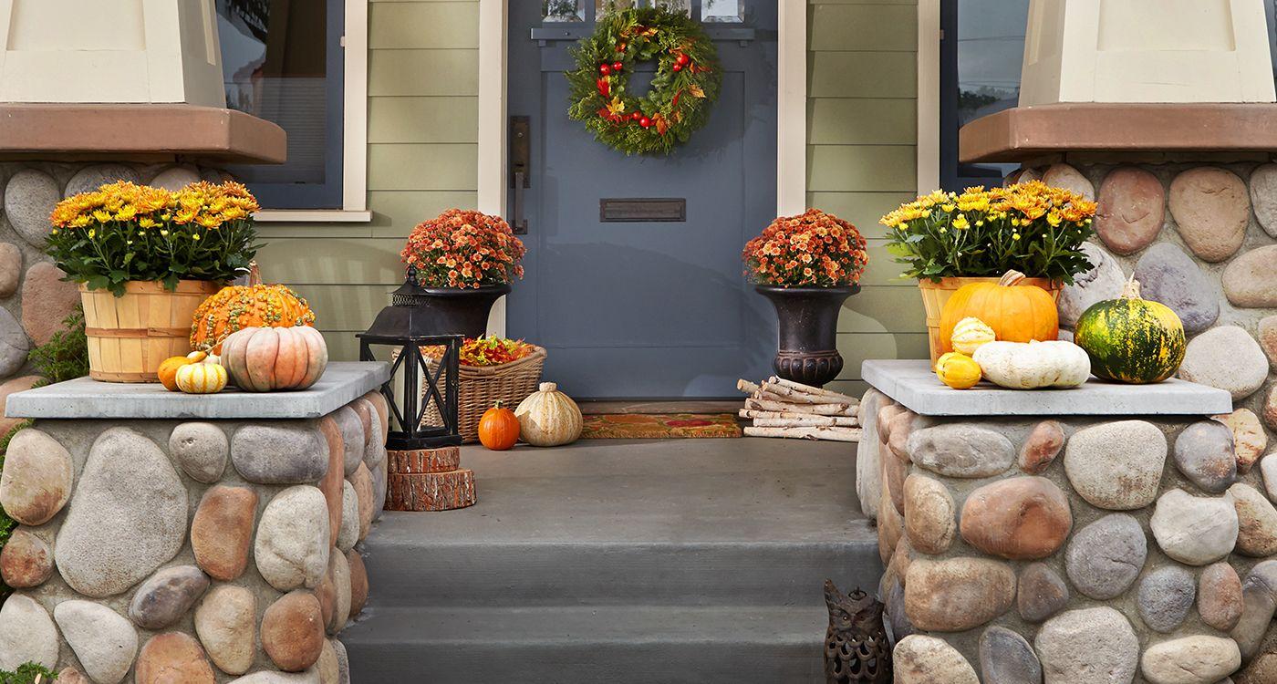 Ballanced Halloween Fall Decor