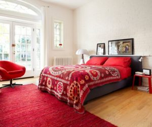 Monochromatic Style in the Bedroom: One Color, Many Meanings